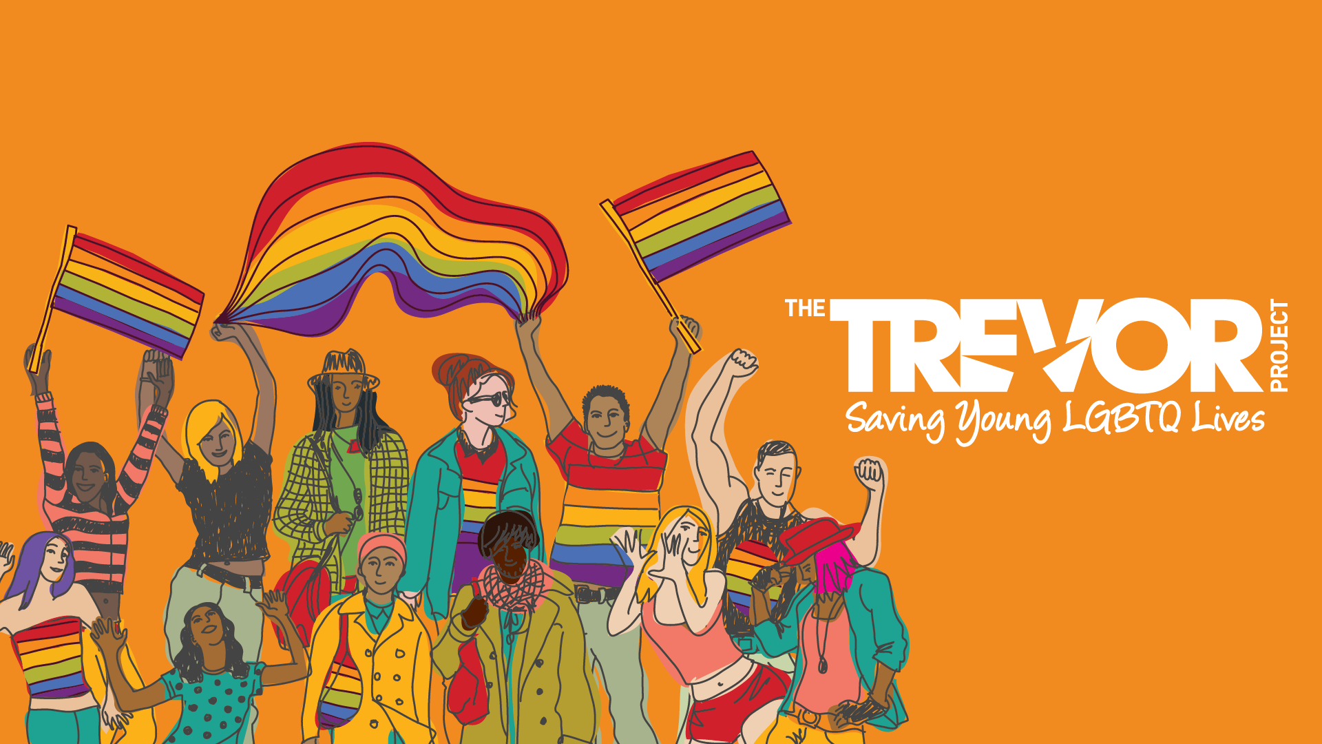 Warmlines: TTP -The Trevor Project - Saving Young LGBTQ Lives – (866) 488-7388 -Weekdays and Weekends